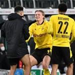 Coupe d'Allemagne Dortmund bat MonchenGladbach-et-va-en-finale