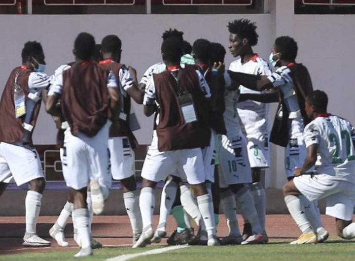 Le Ghana bat la Gambie et va en finale