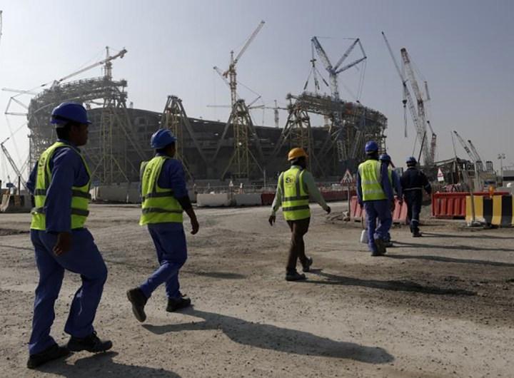 Mondial-2022 au Qatar la mort de 6500 ouvriers sur les chantiers mènera t-elle au boycott