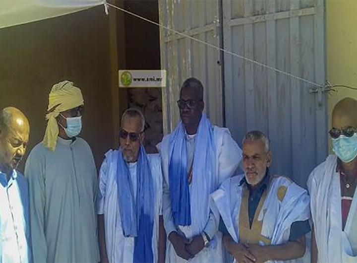 2500 paniers alimentaires distribués aux familles pauvres de l'État de Tiris-Zemmour