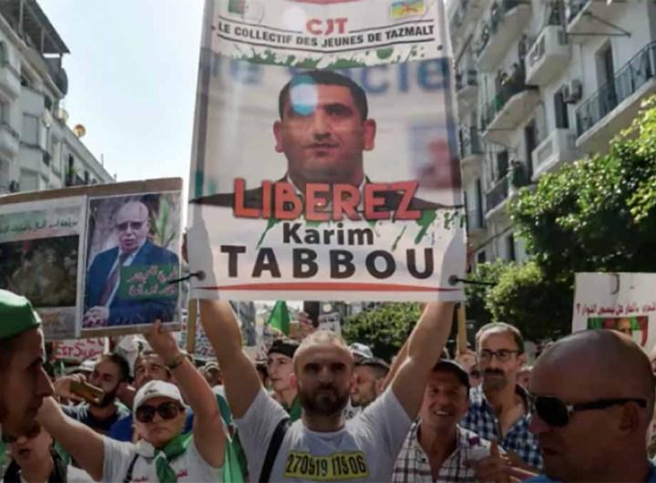 Algérie : Karim Tabbou, figure du Hirak, libéré