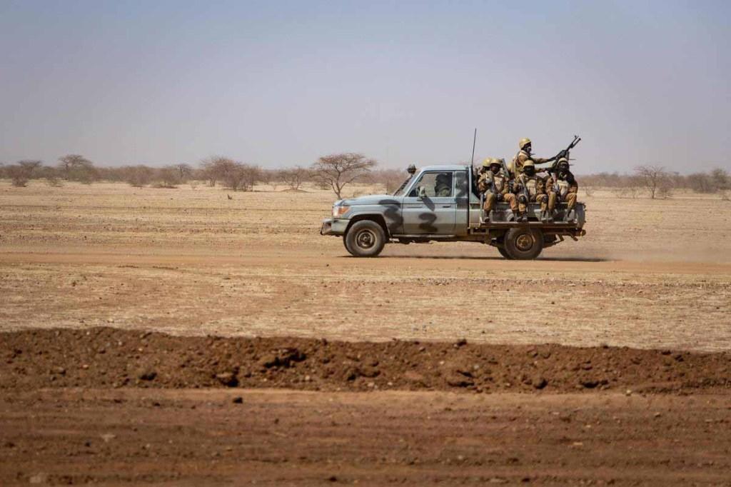 Burkina Faso : trois Occidentaux et un Burkinabé portés disparus