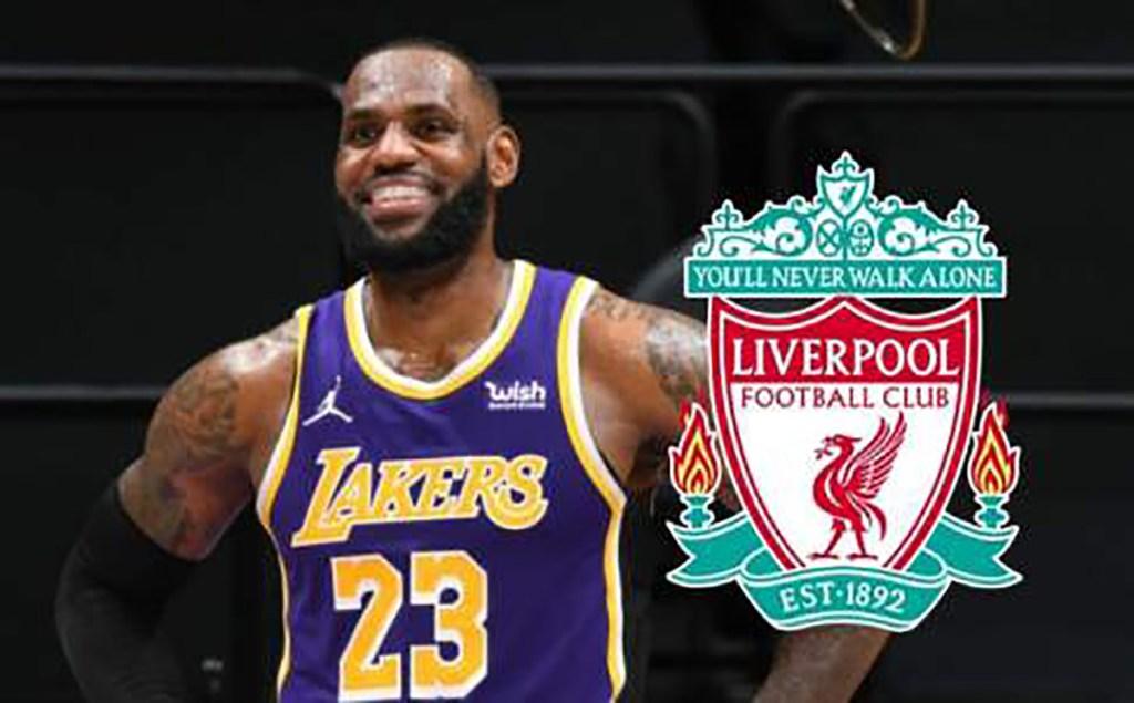 Football : LeBron James augmente sa participation dans le club de Liverpool