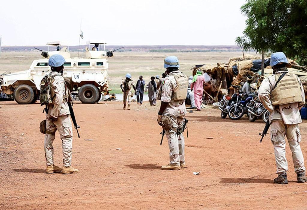 Quatre casques bleus meurent dans une attaque au Mali