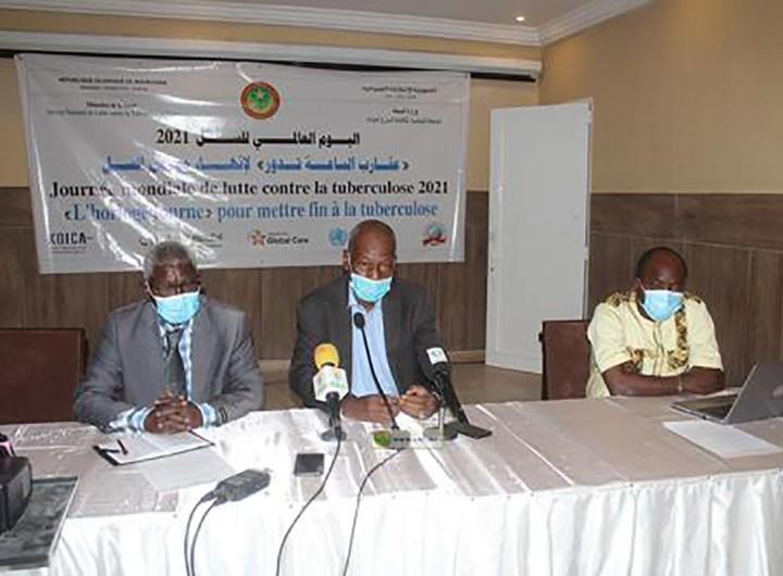 La journée mondiale de lutte contre la tuberculose célébrée en Mauritanie
