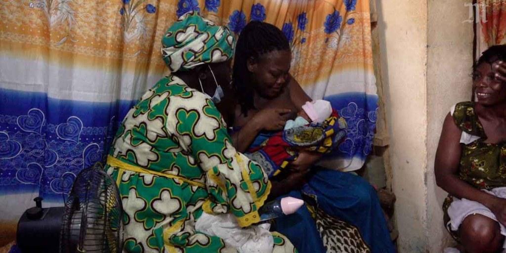 Côte d'Ivoire: le lait maternel concurrencé par le marketing agroalimentaire