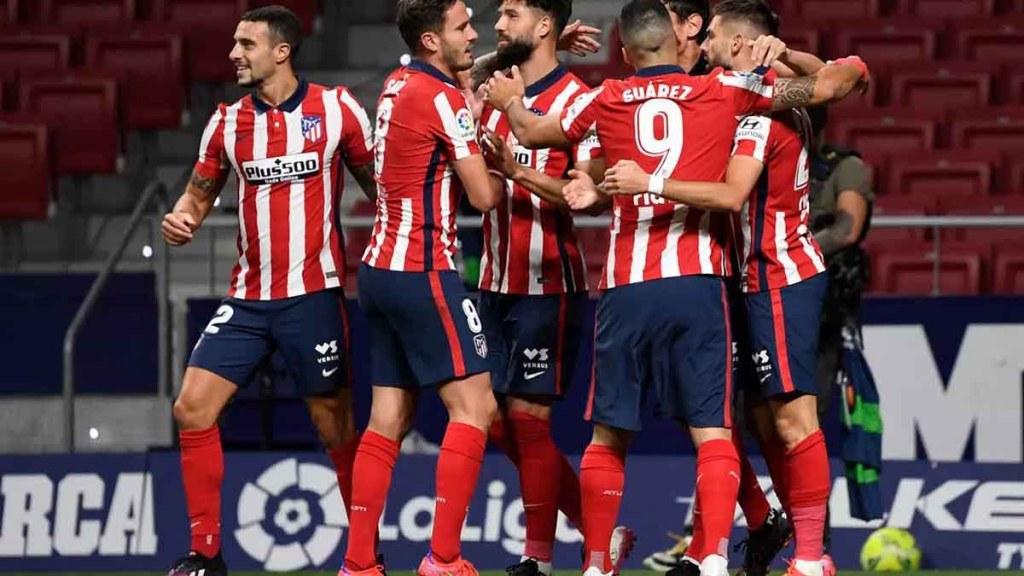 Espagne l'Atlético proche du titre