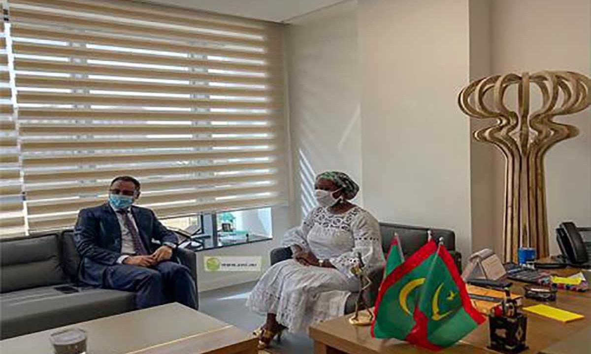 L'API et la Fédération Mauritanienne de Football pour la promotion de la Mauritanie