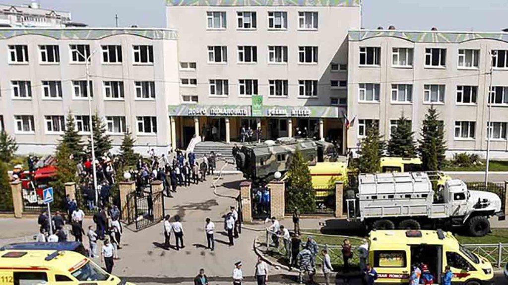 Russie: au moins 9 morts dans une école de Kazan après une fusillade