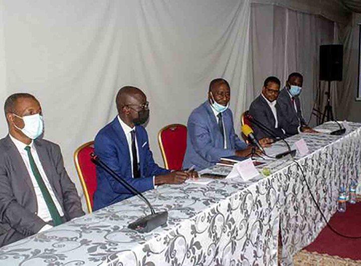 Symposium national de la jeunesse à Nouakchott