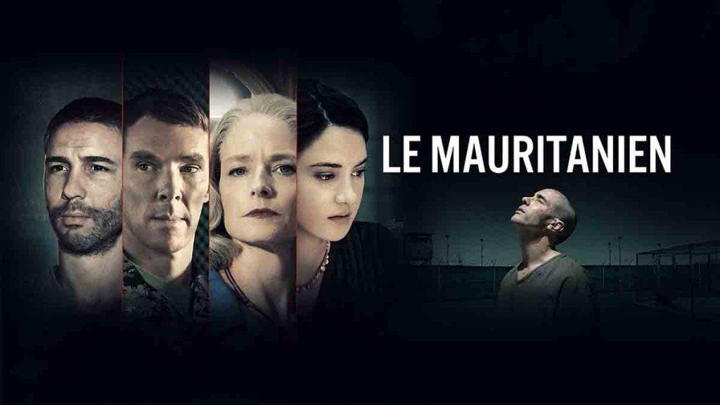 """Projection du film """"Le Mauritanien"""" en présence de la première dame"""