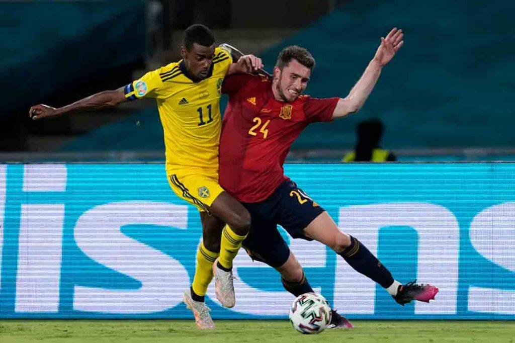 Euro-2021: l'Espagne tenue en échec par la Suède
