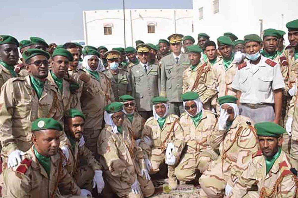 Sortie de la 4e promotion d'infirmières et de techniciens de santé militaire