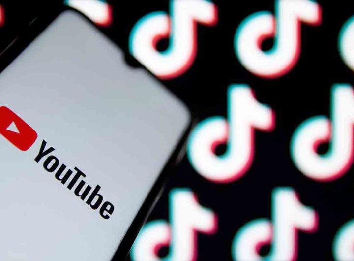 YouTube lance un format à la TikTok dans 100 pays