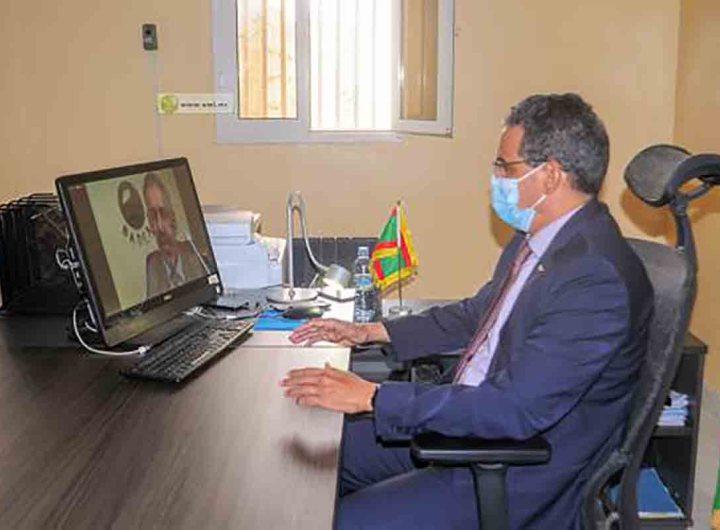 Atelier de consultation sur la mise en place d'une plateforme numérique