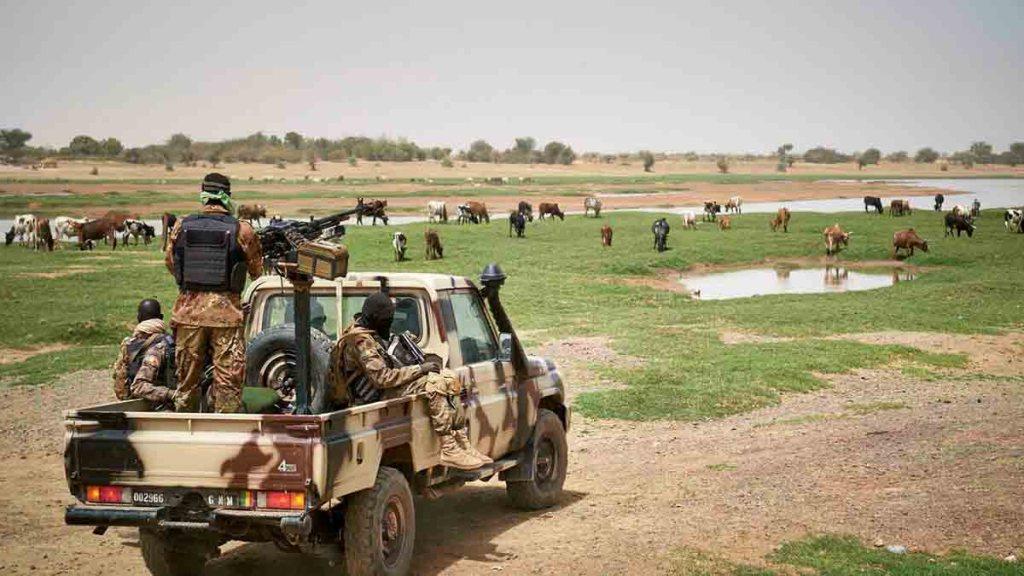 Les Mauritaniens enlevés au Mali libérés