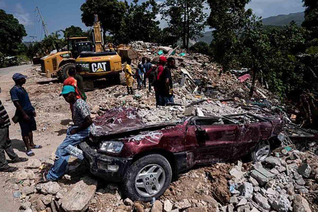 Haïti, 24 survivants retrouvés une semaine après le séisme