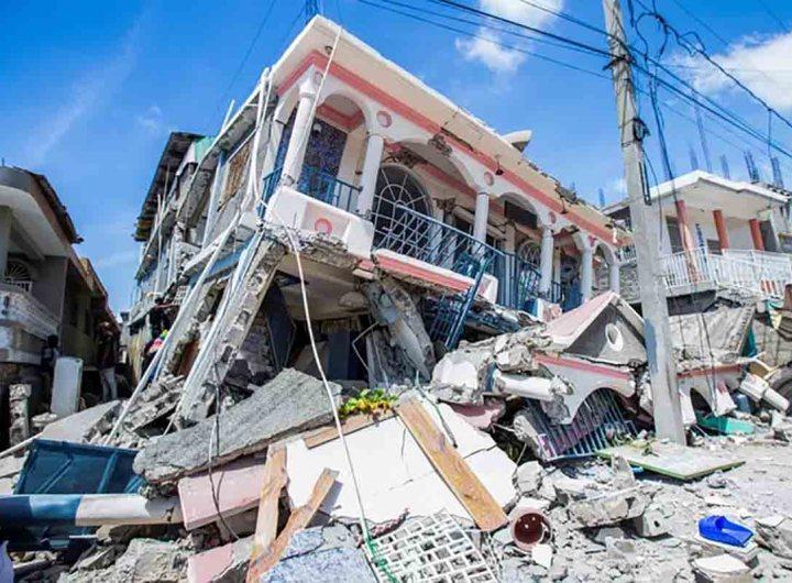 Haïti: le bilan du séisme s'alourdit à 1941 morts