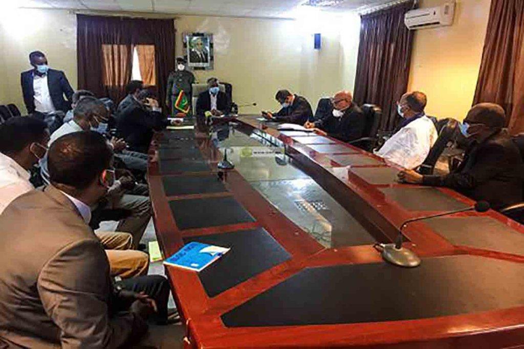 Nouadhibou: Installation du comité régional pour la sécurité alimentaire