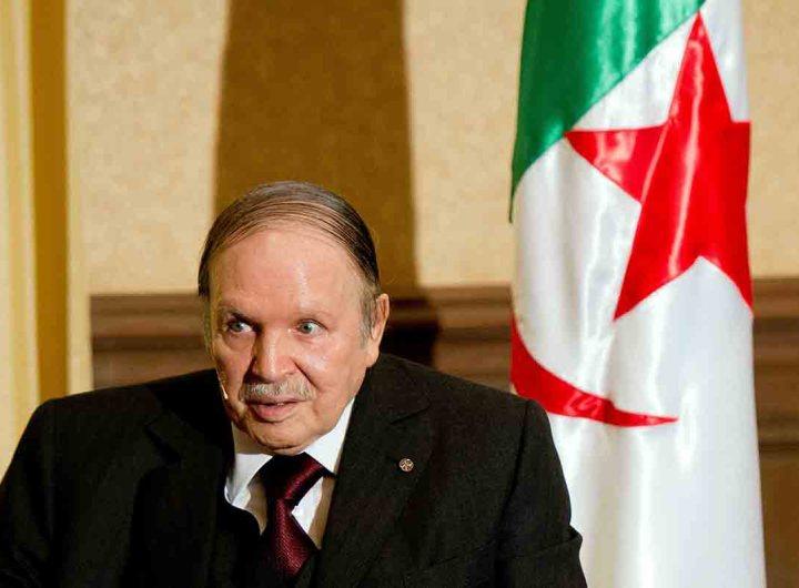 L'ancien président d'Algérie, Abdelaziz Bouteflika, est mort