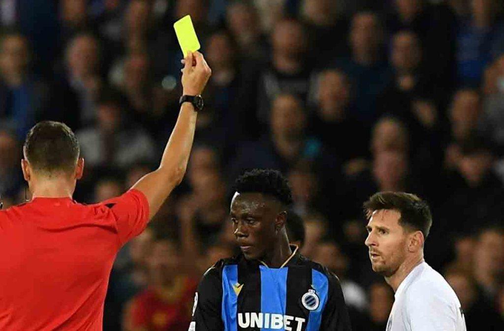 C1: Messi, pas à la hauteur des attentes