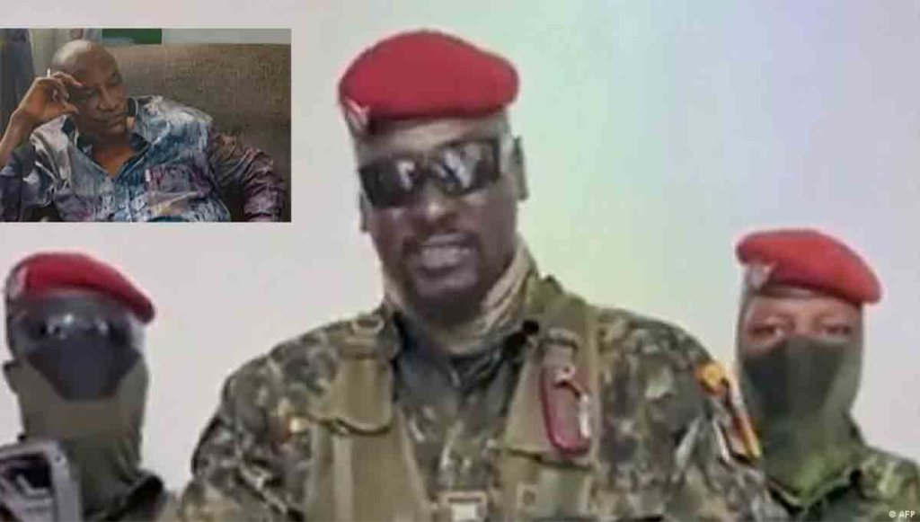 Coup d'État en Guinée, le président Alpha Condé capturé par des putschistes