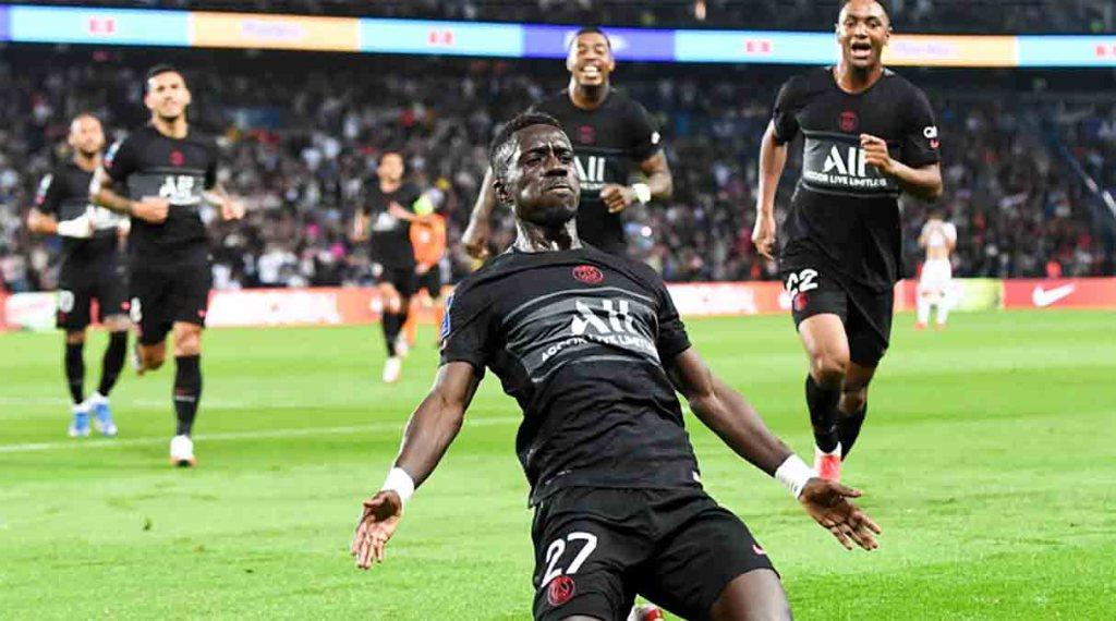 Ligue 1: victoire du Paris SG contre Montpellier 2-0