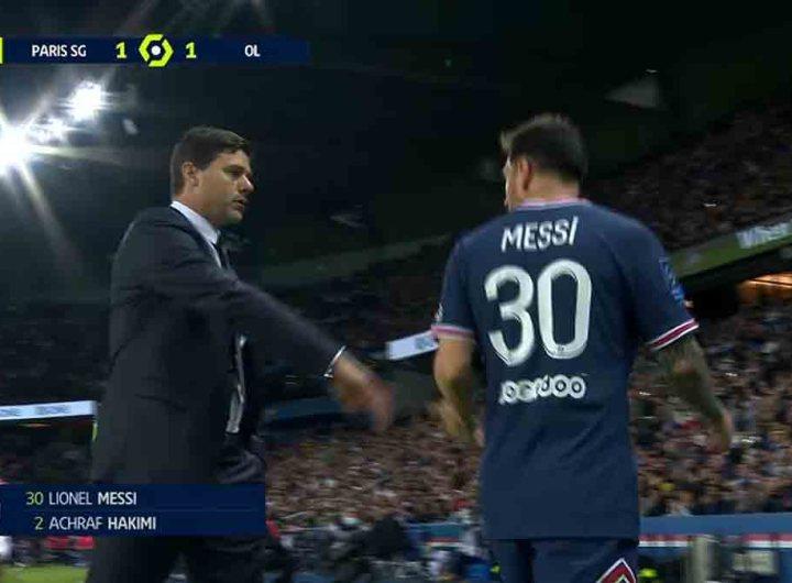Le PSG continue ses victoires... sans but de Messi