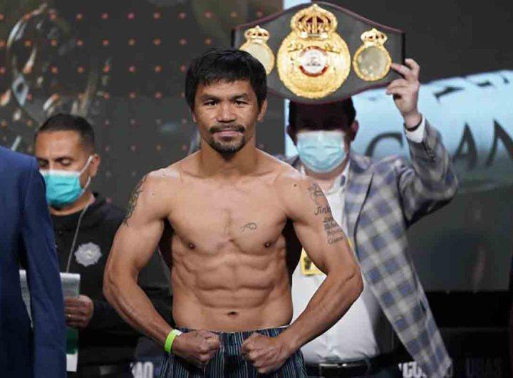 Philippines: Manny Pacquiao, star de la boxe, candidat à la présidentielle