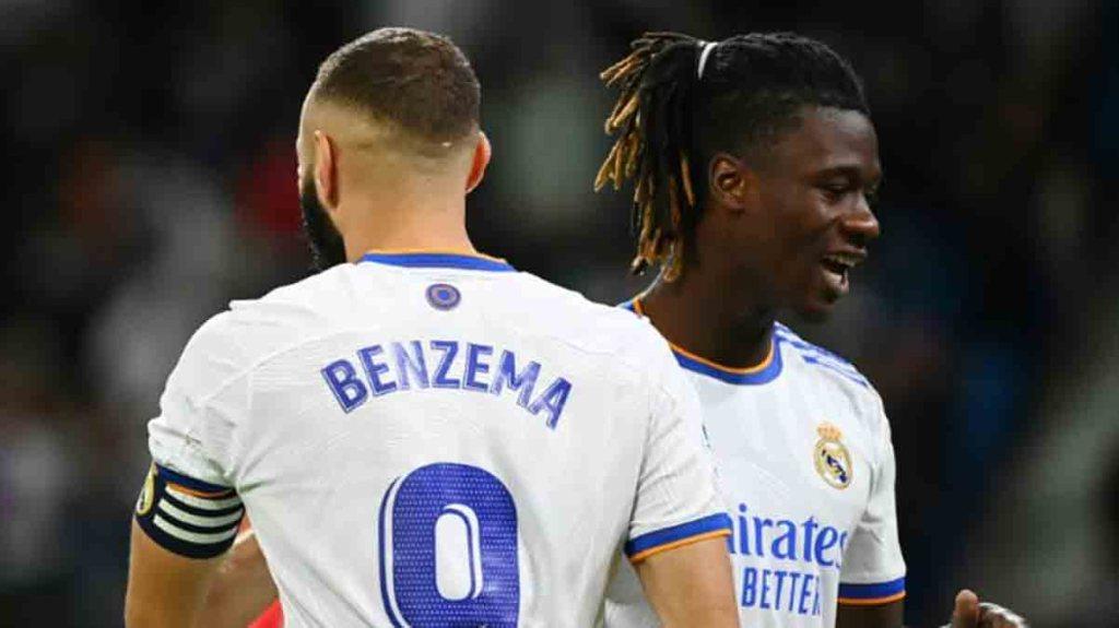 Real Madrid: double de Benzema, triplé de Asensio, face à Majorque