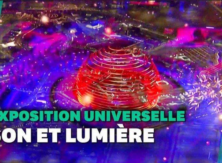 Expo2020 Dubaï: cérémonie d'ouverture étincelante