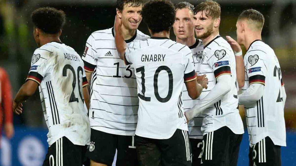 L'Allemagne, première équipe qualifiée pour le Mondial-2022