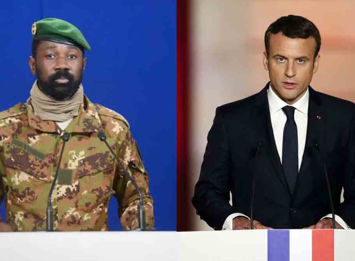 Le Mali convoque l'ambassadeur de France après des propos critiques d'Emmanuel Macron