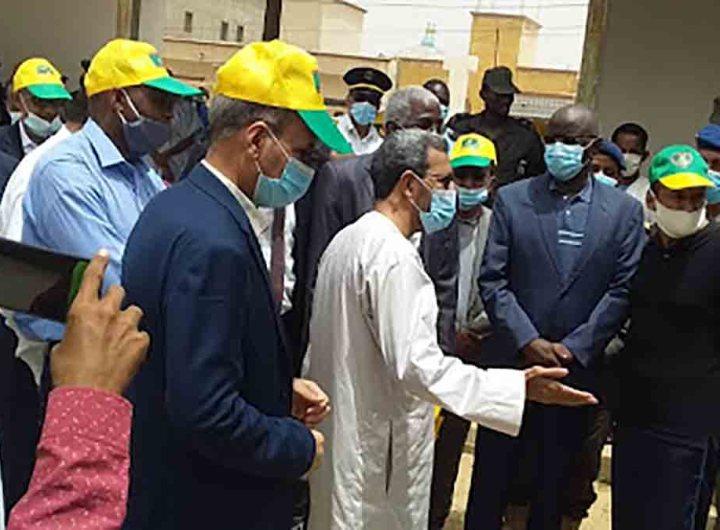 Assaba : Démarrage de la campagne de nettoyage des établissements scolaires