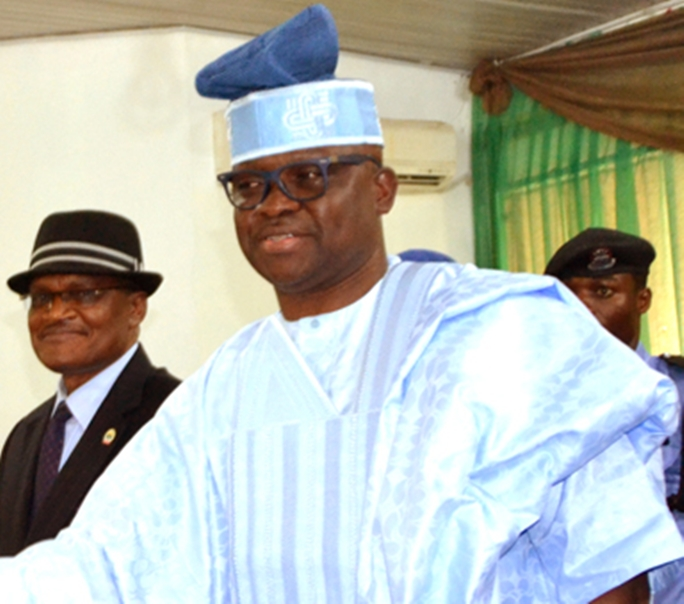 Image result for Nigeria Governors' Forum Fayose