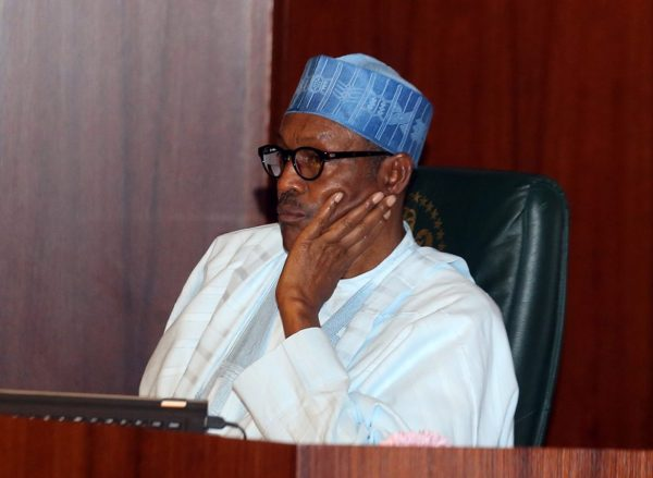 Image result for buhari in thoughtful mood photos