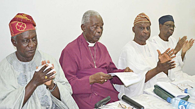Yoruba-Elders