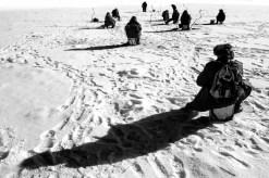 Ice Fishing - SILENCE