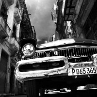 POINT BLANK:   CUBA   ...CARS
