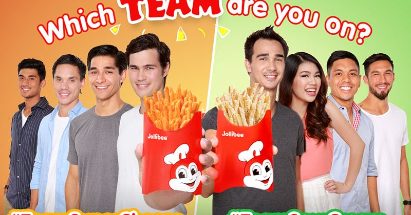Jollibee Jolly Crispy Fries