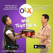 OLX-OOH-BusAd-DRUMS