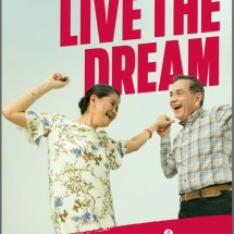LIVE THE DREAM Light Box FA-Seven AD-061317