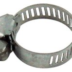 Clamps; 1/8″ x 1/2″ Stainless