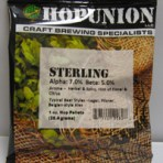 Sterling Hop Pellets