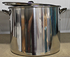20 qt. Stainless Partial Boil Pot