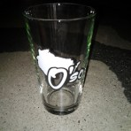 O'so Pint Glass