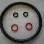 O-Ring Gasket Set for Pin-Lock Keg