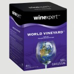 Chilean Merlot 1 Gallon Wine Kit – World Vineyard