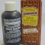 Birch Beer Soft Drink Extract