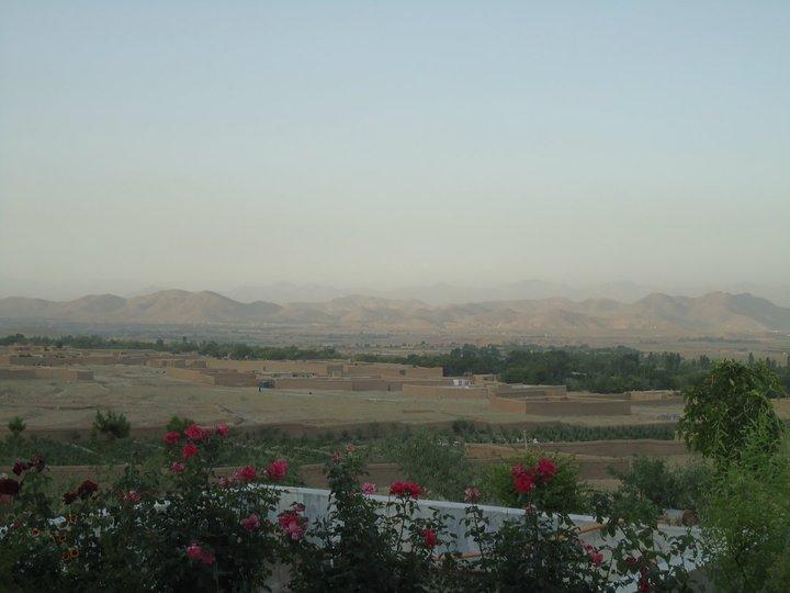 Arghandeh, Afghanistan